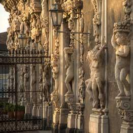 Barocco Palazzo Biscari