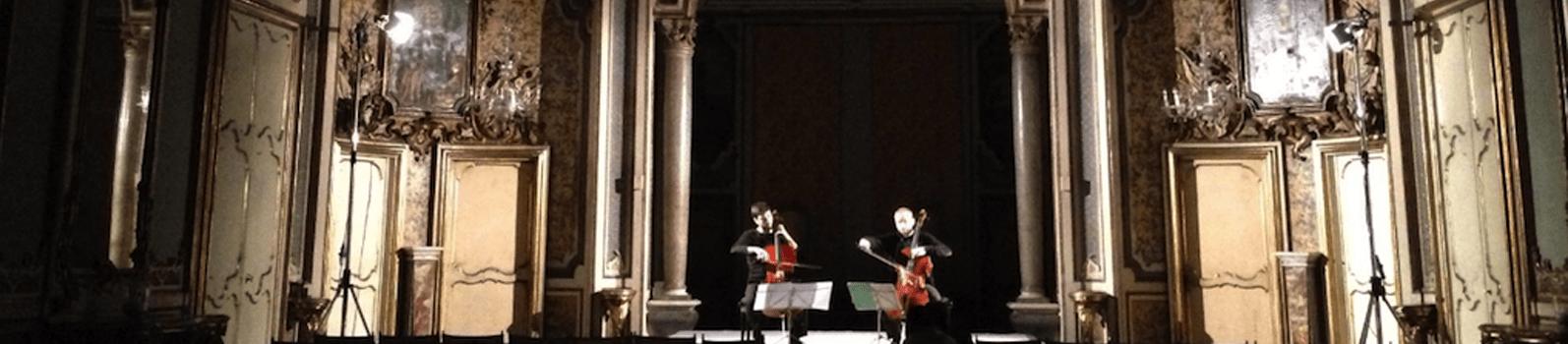Concerti - Palazzo Biscari