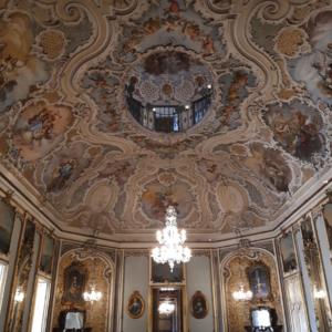 Salone Musica - Palazzo Biscari