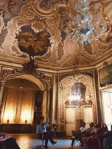 Visita Palazzo Biscari