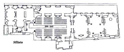 Sfilate - Palazzo Biscari