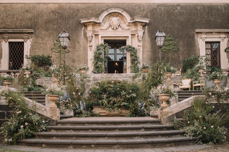 Matrimoni a Palazzo Biscari Catania